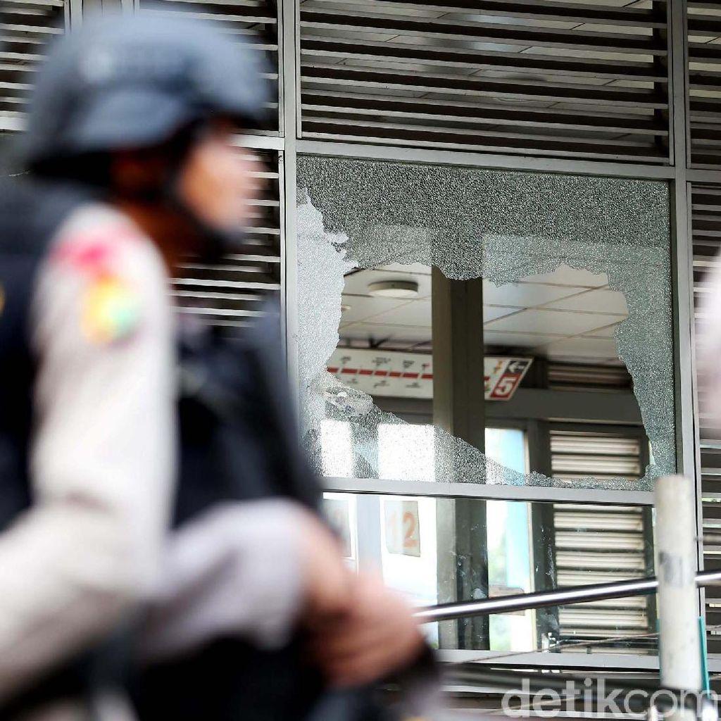 Kisah Sopir Kopaja yang Jadi Korban Luka Bom Kampung Melayu