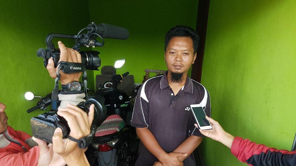 Kagetnya Wiryawan KTP-nya Dikaitkan dengan Bom Kampung Melayu