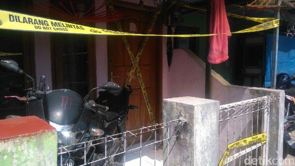 Penggeledahan di Bandung, Polisi: Ini Kontrakan Pelaku Bom Bunuh Diri