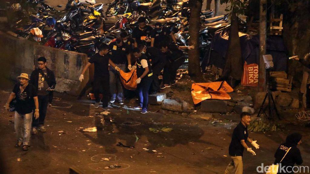 Ada Struk Pembelian Panci di Saku Pelaku Bom Kampung Melayu
