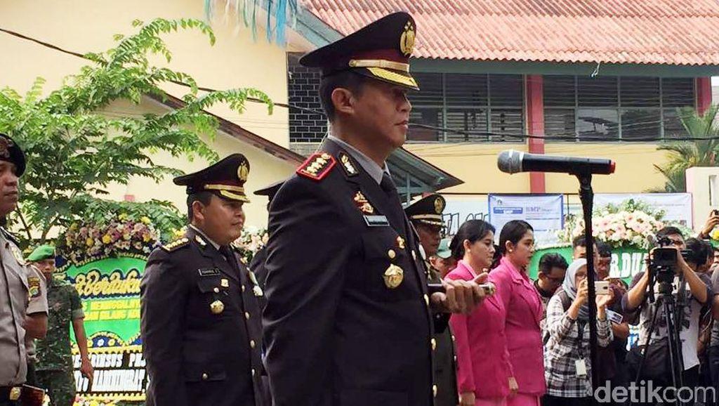 Kapolres Jaksel Tingkatkan Kewaspadaan Usai Bom Kampung Melayu