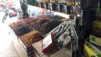 Diborong Jelang Puasa, Kurma di Tanah Abang Impor dari Tunisia Hingga AS