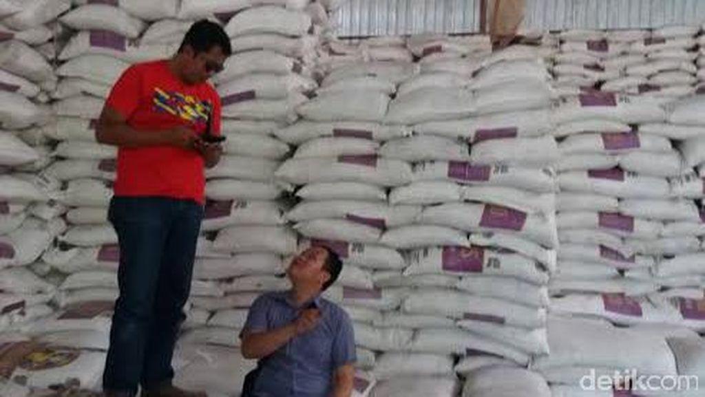 Satgas Pangan Polda Jateng Amankan 1.000 Ton Lebih Gula