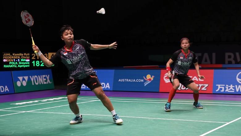 Pesan untuk Apriyani: Main Bagus Saja Tak Cukup karena Indonesia Rindu Juara