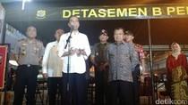 Jokowi: UU Antiterorisme akan Permudah Aparat Cegah Aksi Teror