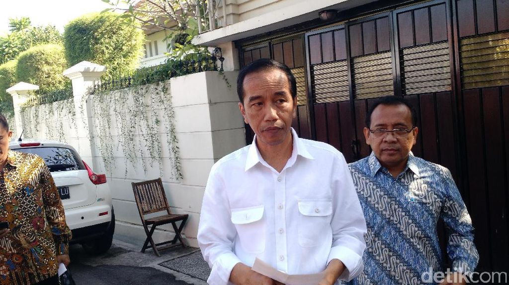 Pernyataan Lengkap Presiden Jokowi soal Bom Kampung Melayu