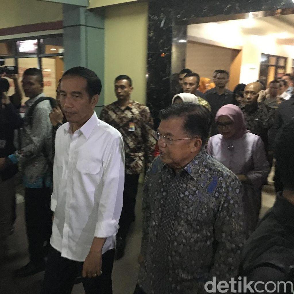 Jokowi: Jaga Kerukunan, Bersatu Lawan Terorisme