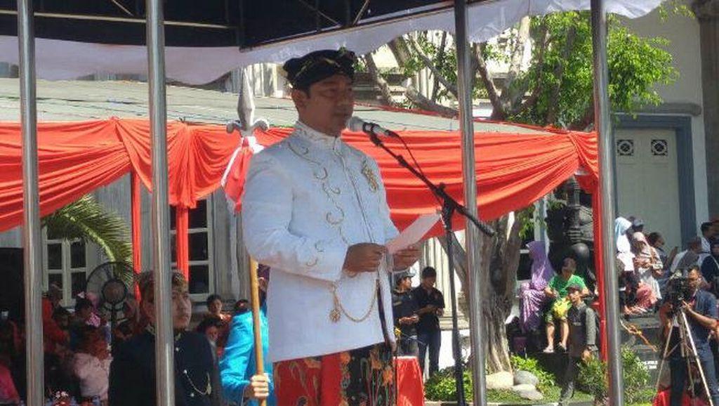 Di Sela Karnaval Dugderan, Warga Semarang Berdoa untuk Korban Bom