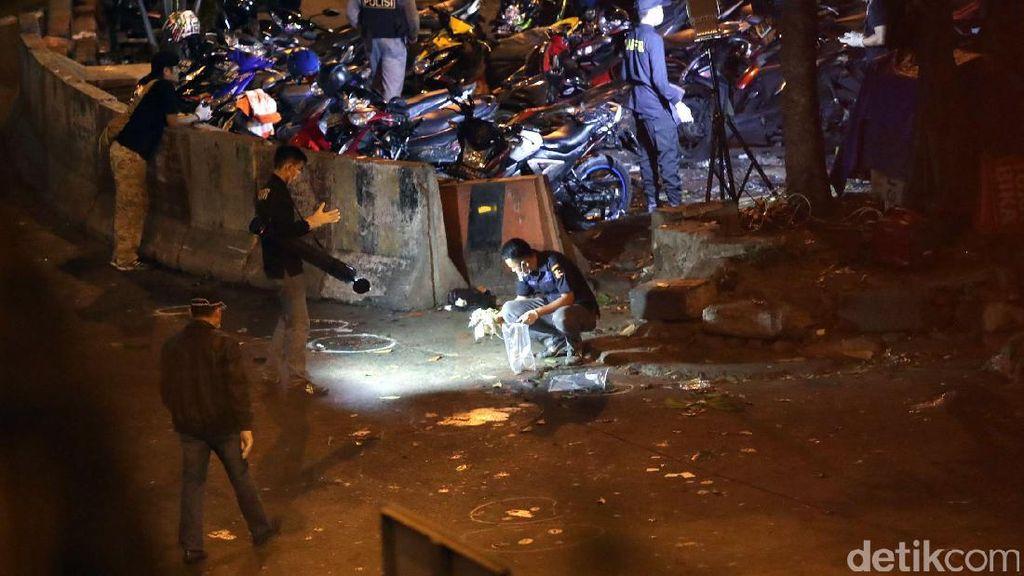 Sopir Angkot Korban Bom Kampung Melayu Terluka Saat Bantu Polisi