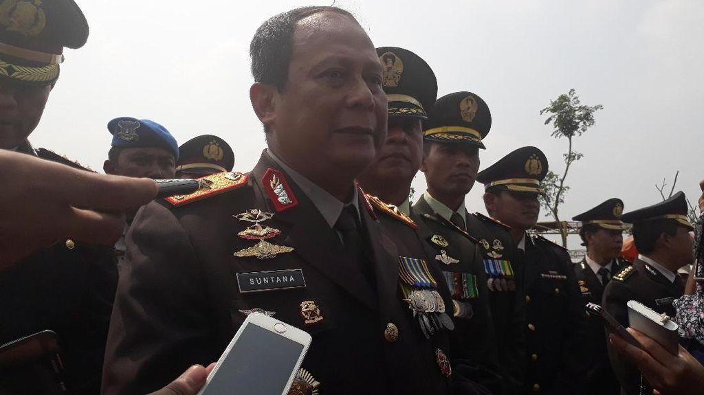 Wakapolda Metro Jaya: Polisi Jangan Takut dengan Teroris
