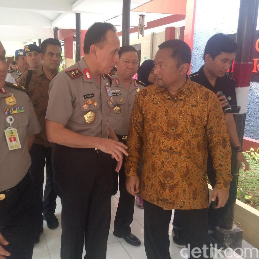 Analisa Kapolda Metro Soal Kampung Melayu Jadi Target Bom