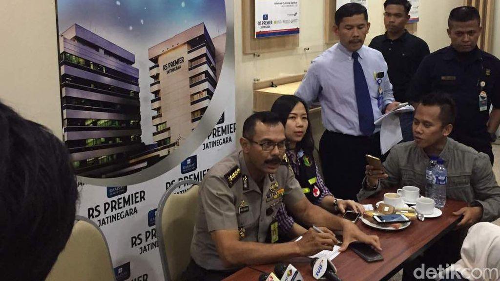 2 Terduga Pelaku Bom Bunuh Diri di Kampung Melayu Laki-laki