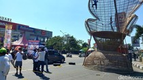 Kursi Ki Ageng Rotan Dipindah ke Jalur Pantura Cirebon