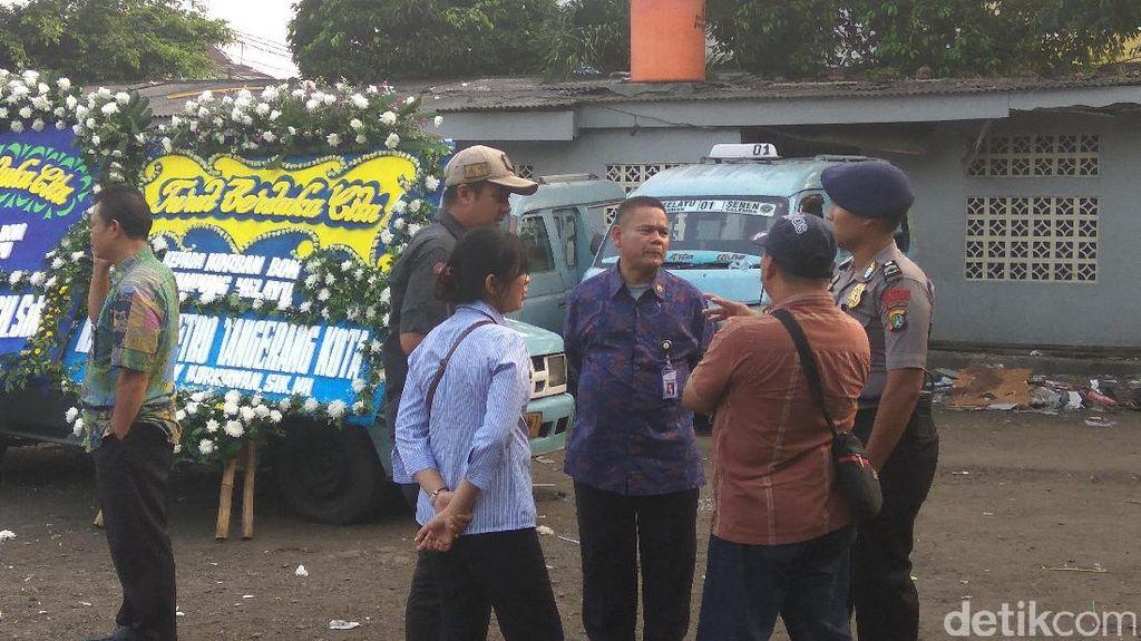 Paspampres Datangi Lokasi Bom di Kampung Melayu