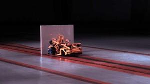 Brakk, Uji Tabrak Lego Porsche