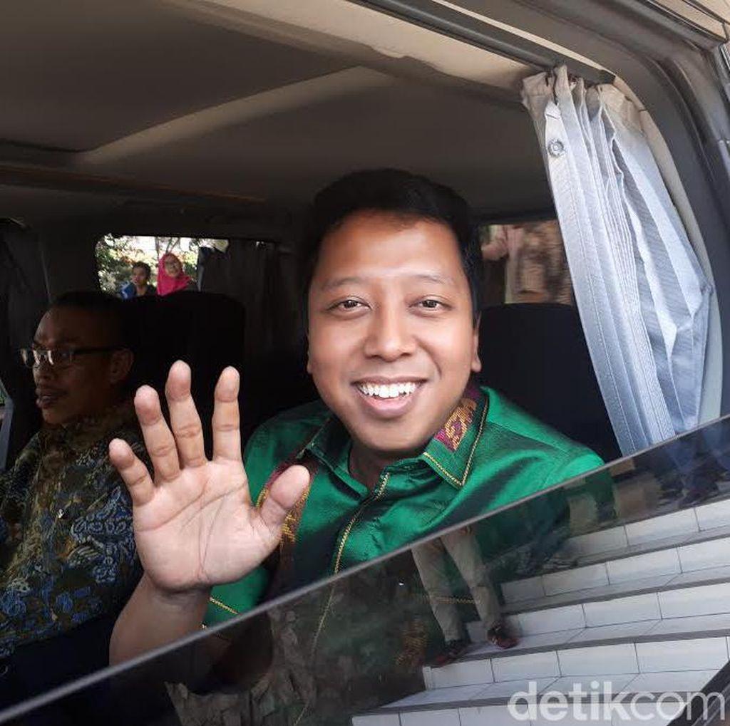 Ketum PPP Romi Sebut Tak Ada Logika Abang-Ijo di Jawa Timur