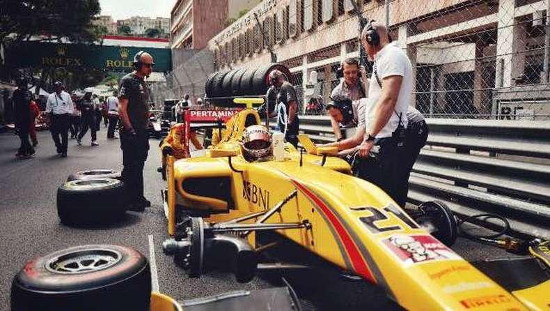 Sean Gelael Belum Dapat Poin di Monako