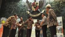Djarot Buka Undian Unit Rusunawa untuk Warga Bukit Duri