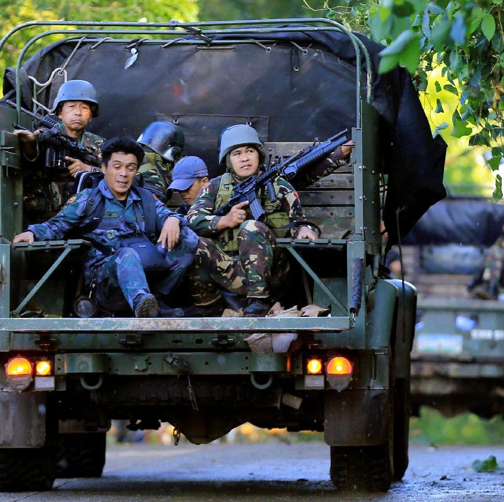 Militan ISIS Bunuh 19 Warga Sipil di Marawi