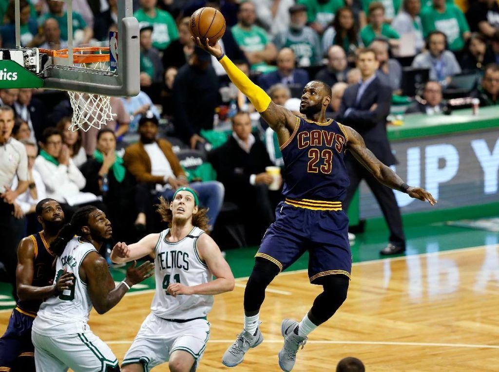 Cavaliers Kembali Tantang Warriors di Final NBA