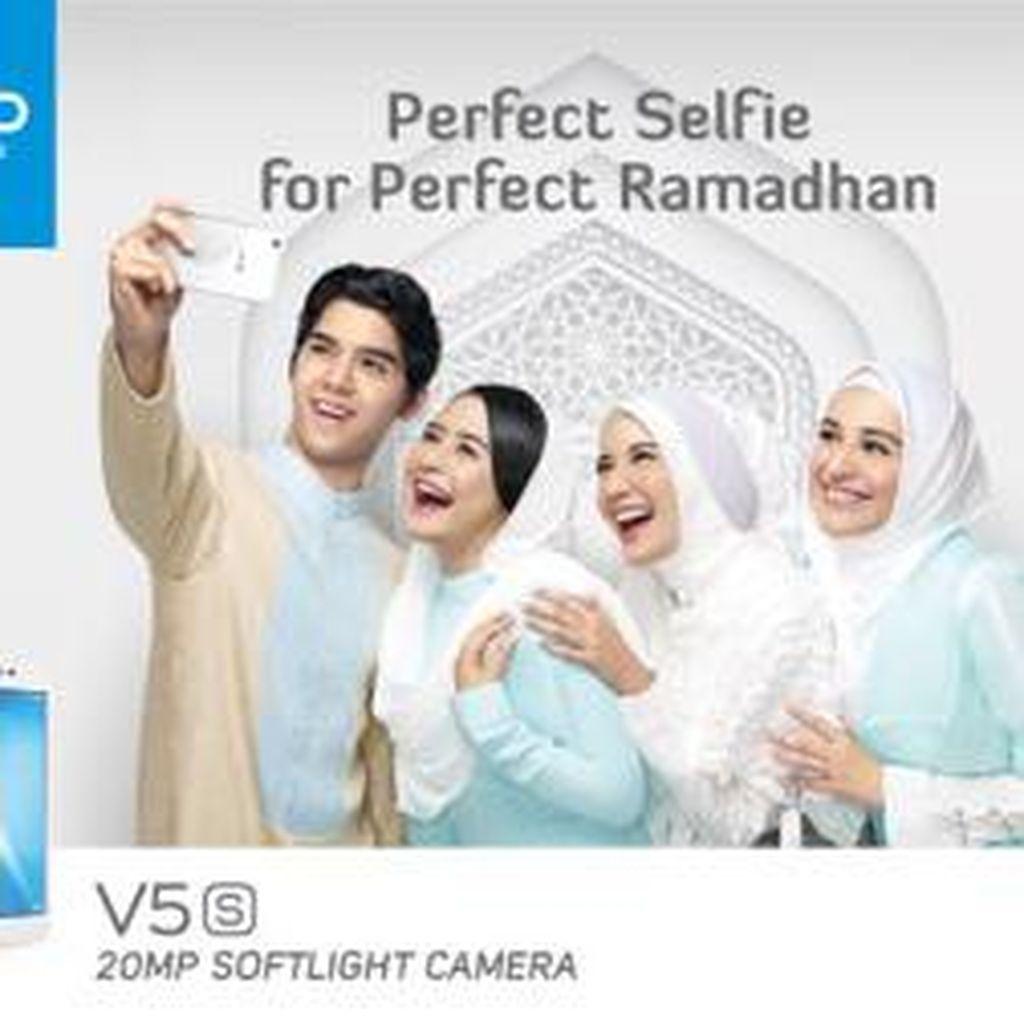 Sambut Puasa, Vivo V5s akan Luncurkan Edisi Spesial Ramadan