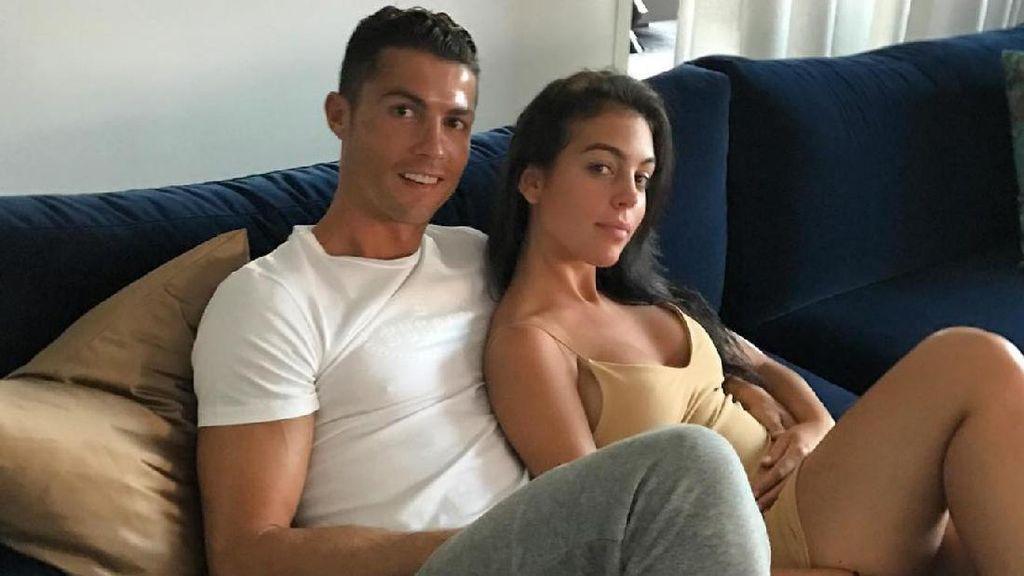 Georgina Rodriguez, Kekasih Cristiano Ronaldo Hamil?