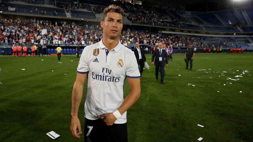 Ronaldo Juga Tersangkut Kasus Penggelapan Pajak?