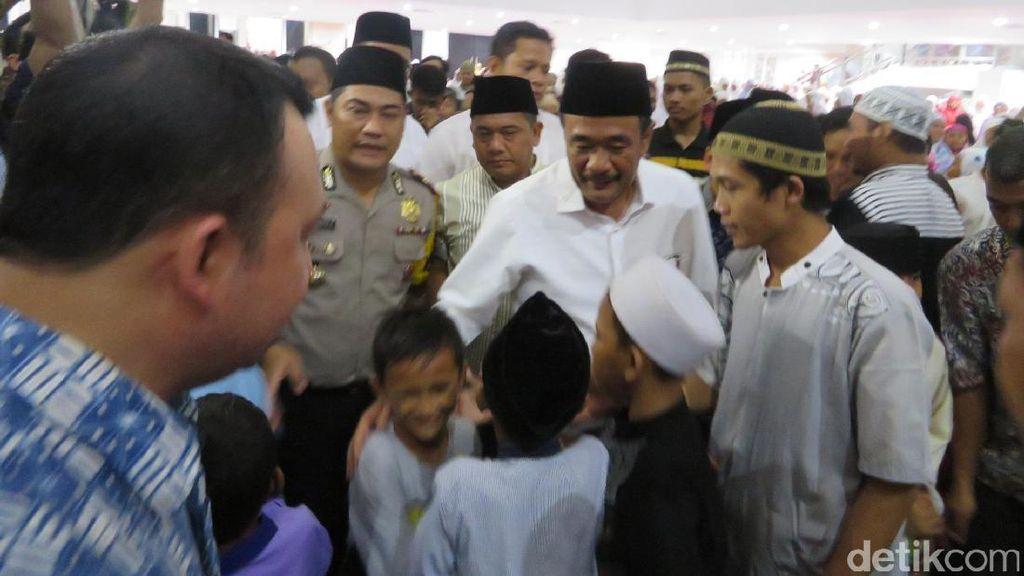 Djarot: Jadikan Masjid Sebagai Tempat untuk Ciptakan Kedamaian