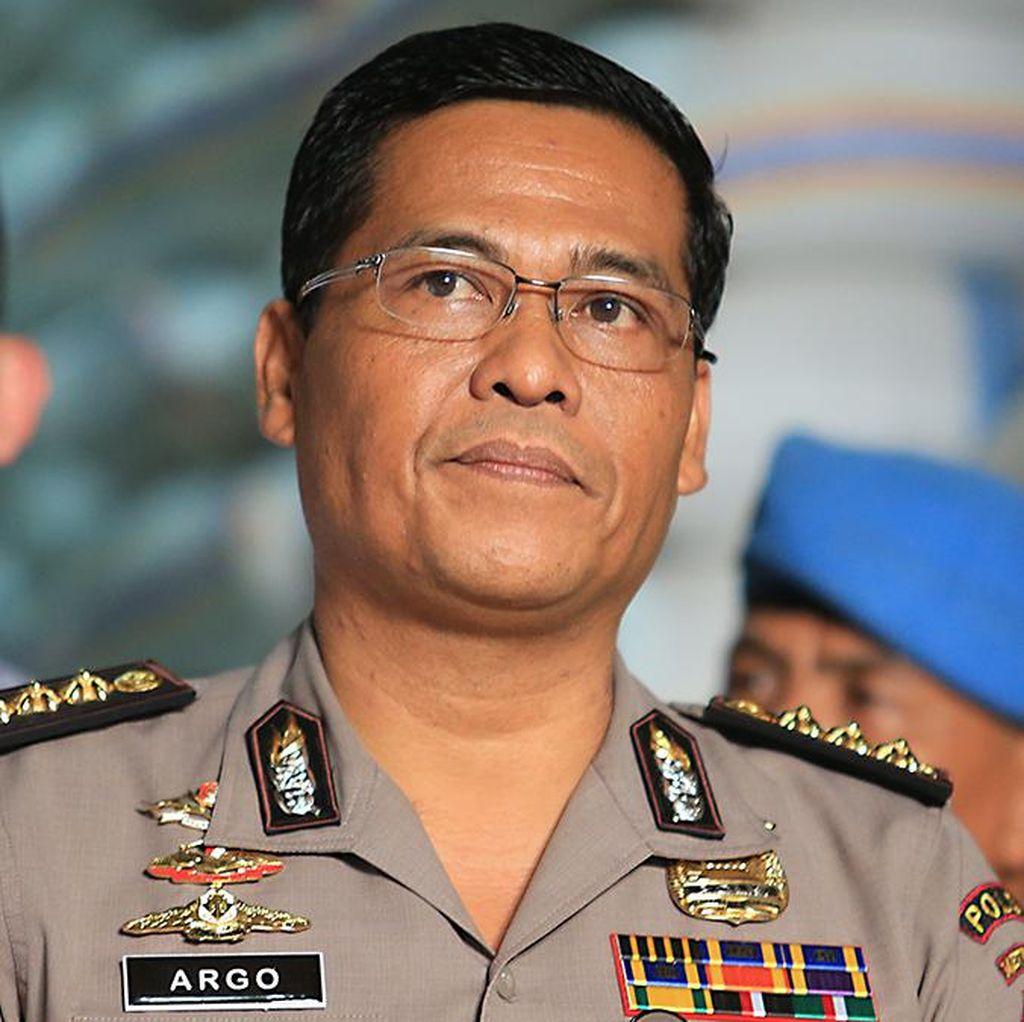 Pasca-bom Kampung Melayu, Lokasi Keramaian Dijaga 2 Polisi