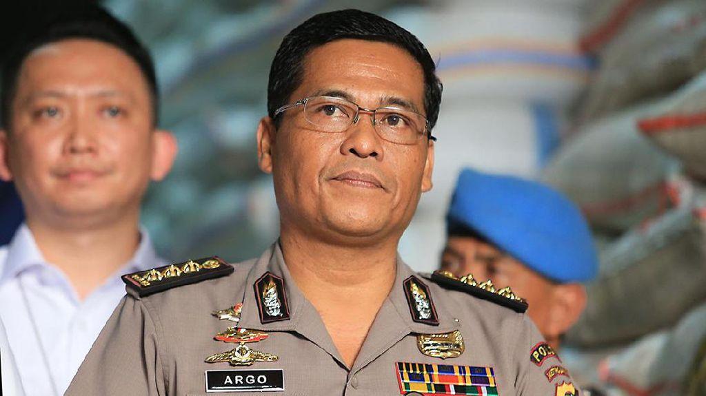 Novel Curiga Jenderal Terkait Teror, Polisi: Sebut Namanya