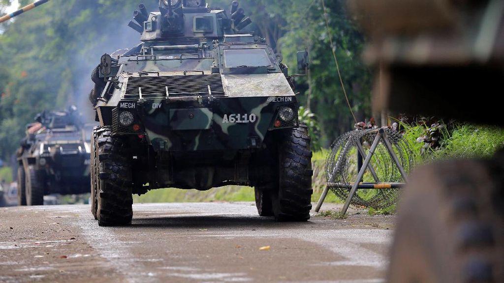 Kabar 11 WNI Terlibat Insiden di Marawi, Ini Penjelasan Kemlu