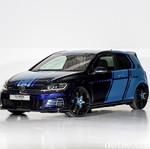 Mobil Hybrid VW Golf GTI Buatan 13 Anak Magang