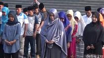 PNS Tasikmalaya Doa Bersama untuk Korban Bom Kampung Melayu