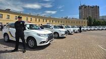 635 Mitsubishi Outlander PHEV untuk Polisi Ukraina