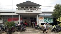 Rusak Jeruji Besi, 17 Tahanan Rutan Palembang Kabur