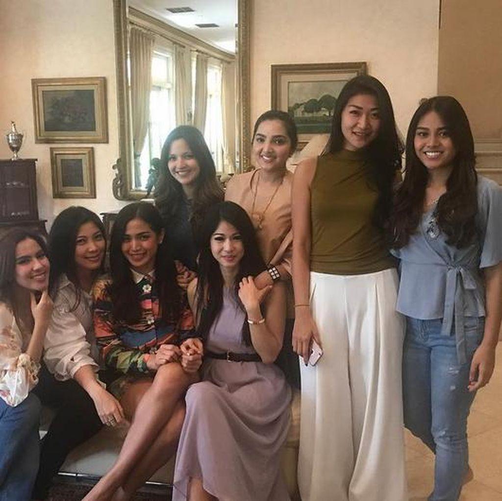 Duh, Aurel Hermansyah Jadi Sasaran <i>Bully</i> saat Foto Bareng Girl Squad