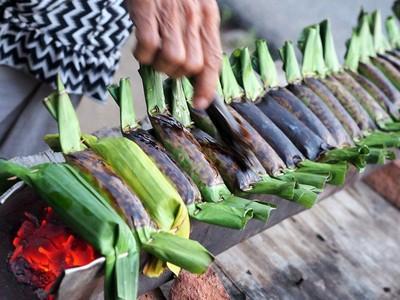 Main ke Aceh, Wajib Coba Pulut Panggang