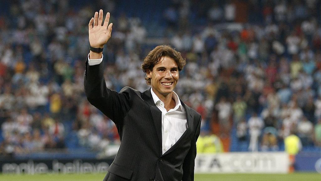 Kisah Rafael Nadal Saat Jadi Pencari Bakat Dadakan Real Madrid