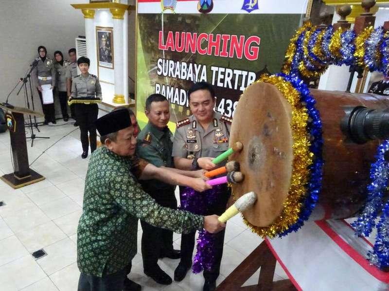 Program Surabaya Tertib Ramadan Diluncurkan, Ini Tujuannya