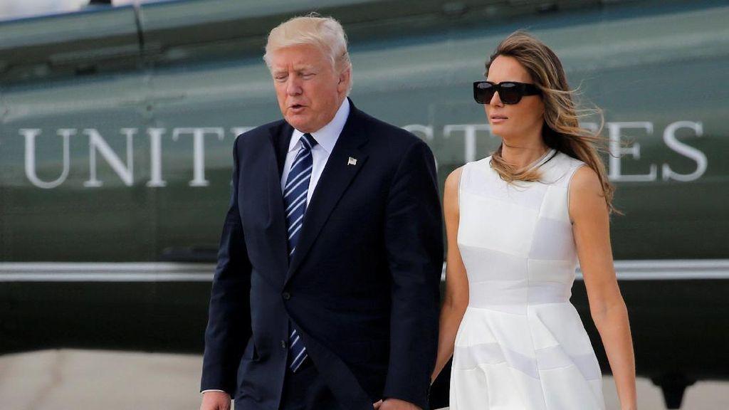 Media Korut Sebut Donald Trump Psikopat