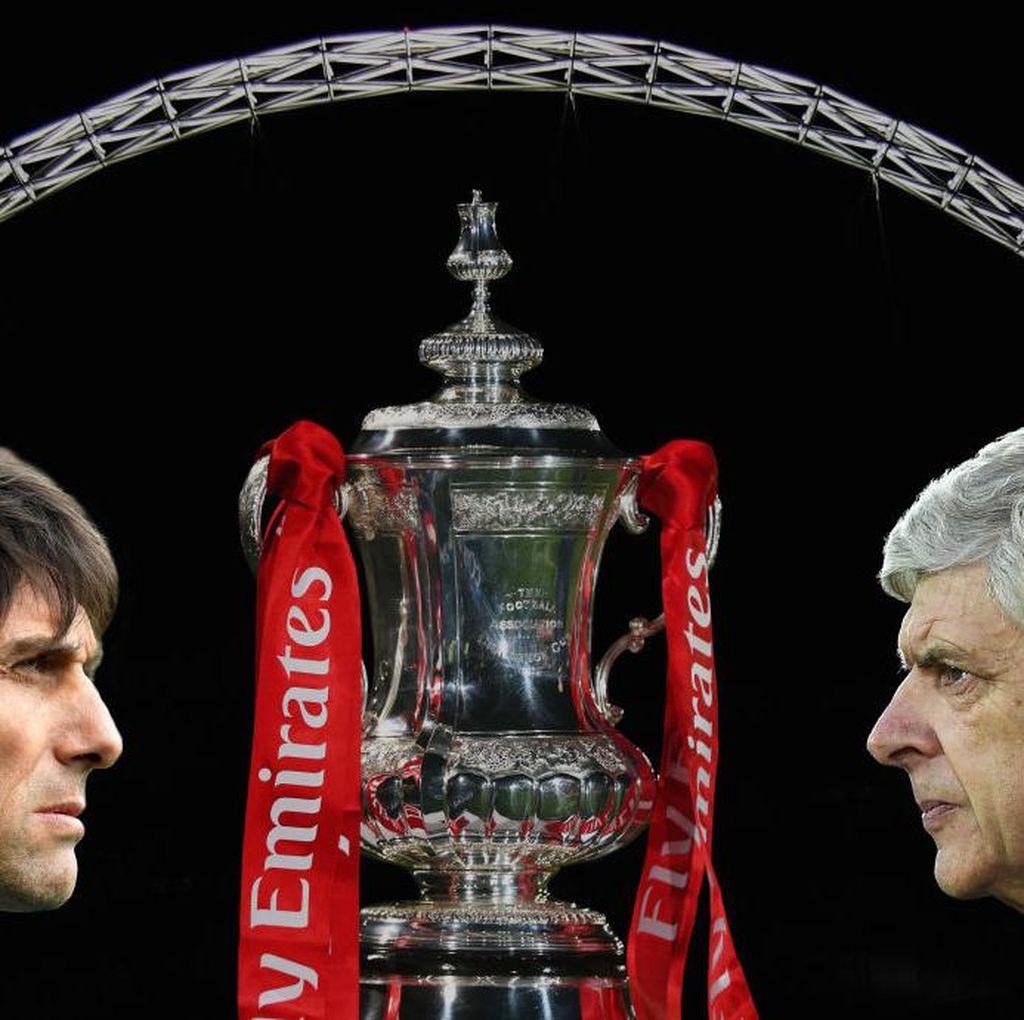 Alasan Kenapa Chelsea Lebih Diunggulkan dari Arsenal