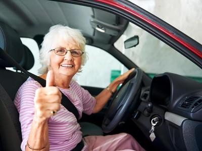 Salah Jalan, Nenek di Inggris Nyasar Sejauh 480 Km ke Skotlandia