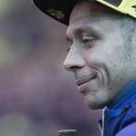 Rossi Cedera Usai Kecelakaan Saat Latihan