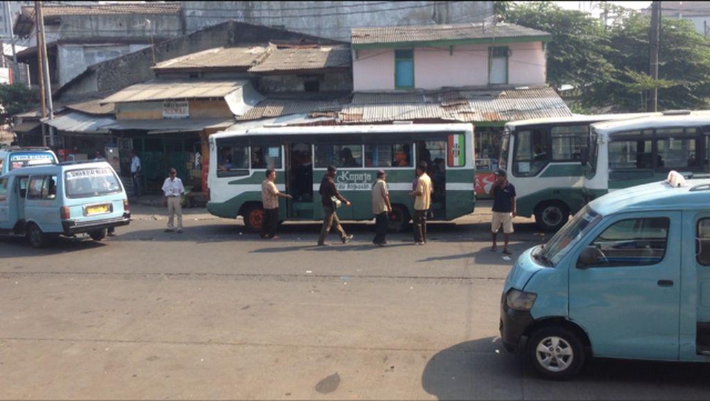Kadishub DKI: Terminal Kampung Melayu Sudah Beroperasi Usai Bom