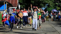 2.000 Orang Terjebak Pertempuran Militer vs ISIS di Marawi Filipina