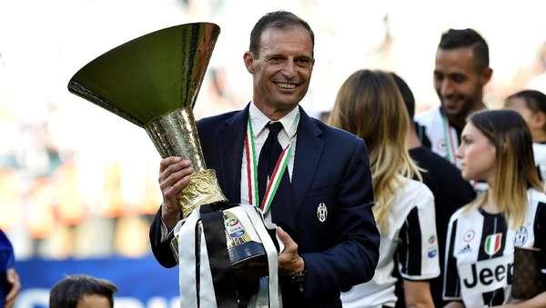 Juventus: Ganti Pelatih? Mempertimbangkan Saja Tidak