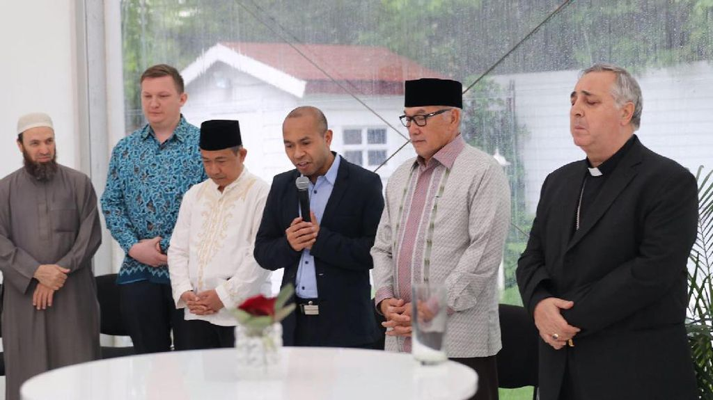 Jelang Ramadan, Warga Indonesia di Polandia Lakukan Munggahan
