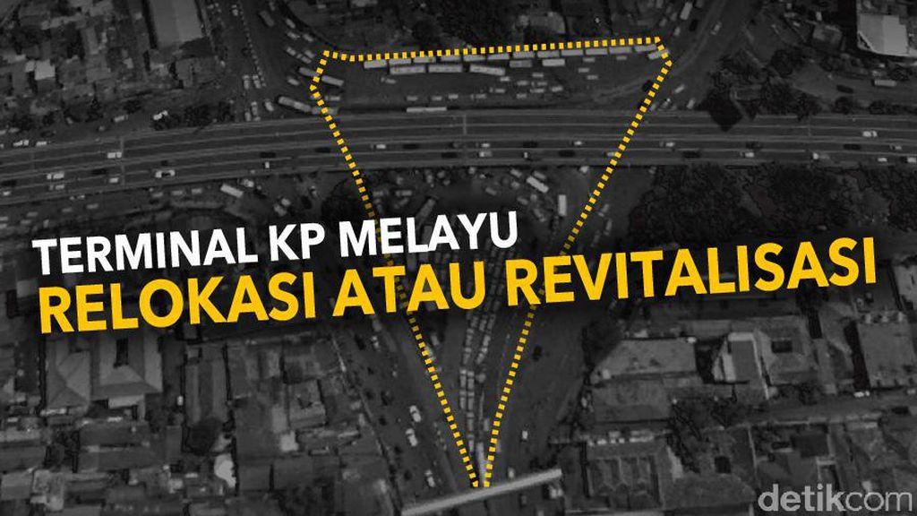 Pasca Ledakan Bom, Terminal Kp Melayu Perlu Direvitalisasi atau Direlokasi
