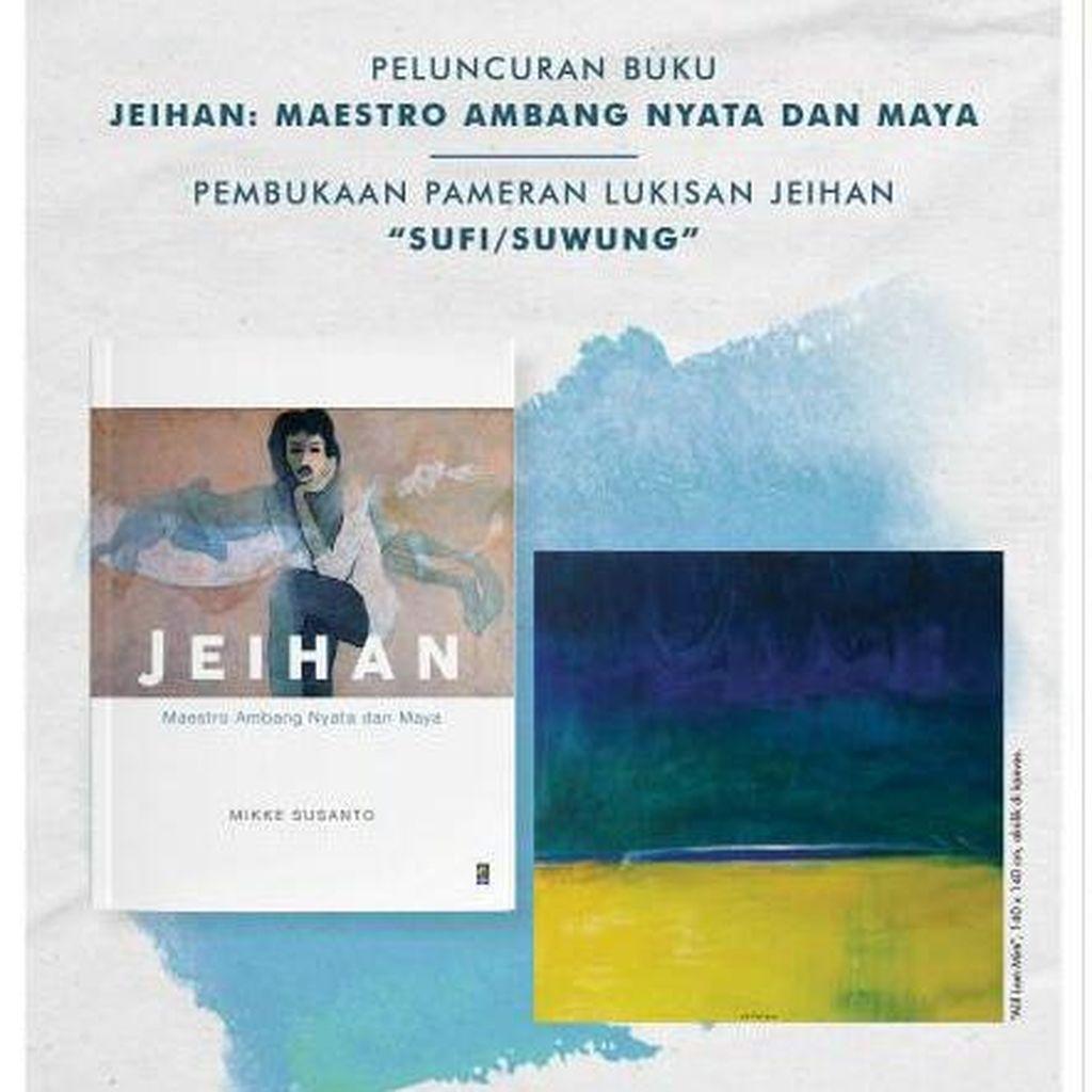 20 Lukisan akan Dipajang di Pameran Tunggal Jeihan Sukmantoro