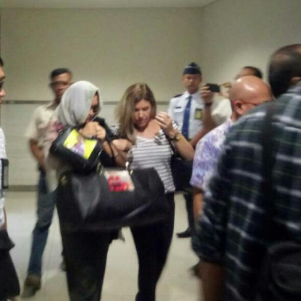 Ini Alasan Proses Deportasi Corby Dikawal Ketat di Bandara Bali